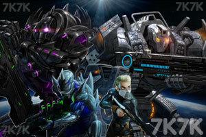 《狙击外星人部队2》游戏画面1