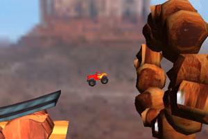 《空中赛道》游戏画面1