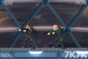 《狙击外星人部队2无敌版》游戏画面7