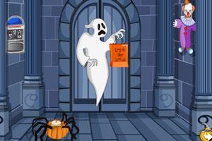 《逃出幽灵城堡》游戏画面1