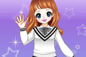 《樱桃公主的校服》游戏画面3