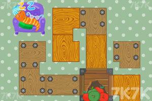 《虫宝宝吃苹果》游戏画面7