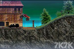 《撞飞僵尸》游戏画面2
