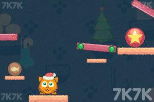 《小馋猫吃鱼2》游戏画面5