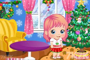 《爱丽丝宝贝过圣诞》游戏画面4