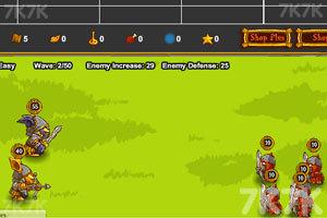 《勇者之战》游戏画面4