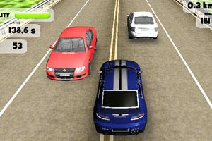 《公路跑车竞速》游戏画面1