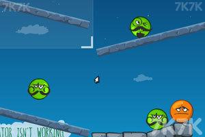 《保护胡子大叔》游戏画面3