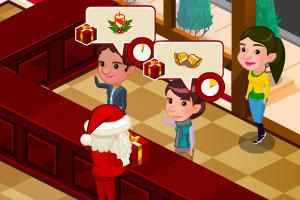 《圣诞老公公购物商店》截图1