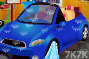 《改造小汽车2》游戏画面1