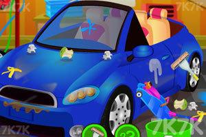 《改造小汽车2》游戏画面2