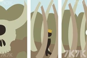 《火柴人国王漫画冒险》截图3