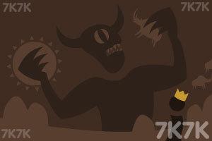 《火柴人国王漫画冒险》截图4