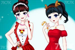 《圣诞好姐妹》游戏画面3