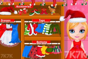 《芭比宝贝迎圣诞》截图4