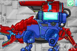 《组装机械组合龙》游戏画面3