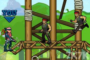 《神勇特种兵》游戏画面2