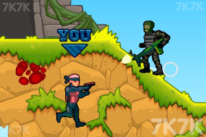 《神勇特种兵》游戏画面1