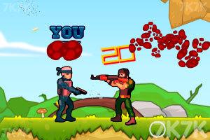 《神勇特种兵》游戏画面3