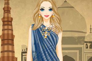 印度特色服饰