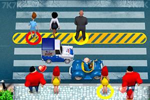 《指挥行人过马路》游戏画面2