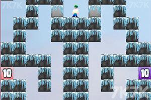 《数字世界冒险》游戏画面1