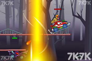 《大车吃小车3无敌版》游戏画面9