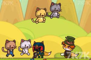 《猫咪向前冲2》游戏画面3