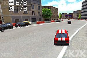 《疯狂的赛车传奇》游戏画面3
