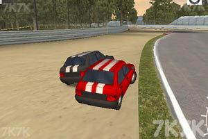 《疯狂的赛车传奇》游戏画面2