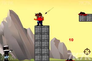 《黑猫警长神枪手》游戏画面3