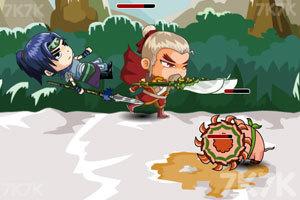 《三国英雄联盟》游戏画面4