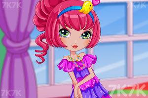 《可爱的西瓜女孩》游戏画面3