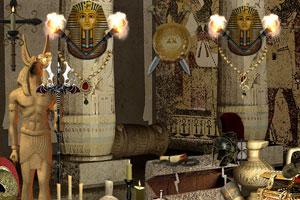 《法老的诅咒》游戏画面1