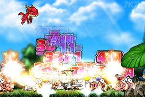 《挑战冒险王》游戏画面2