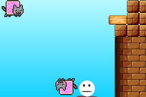 《愤怒的小猫》游戏画面1