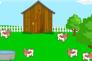 《逃出郊区农场》游戏画面1
