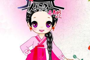 《朝鲜古人装扮》截图2