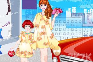 《亲子装》游戏画面1