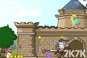 《城堡守卫军无敌版》游戏画面5