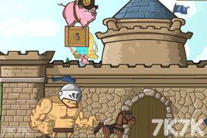 《城堡守卫军无敌版》游戏画面4