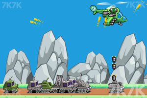 《前线战争》游戏画面1