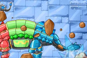 《组装机械甲龙》游戏画面2
