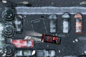 《雪夜停车》游戏画面1