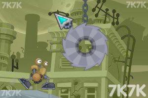 《奔跑吧,小Q无敌版》游戏画面2