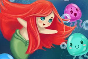 《美人鱼大冒险》游戏画面1