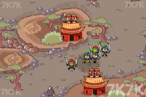 《忍者世界大战》游戏画面4