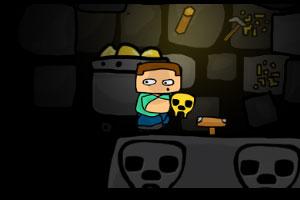 《矿洞历险记》游戏画面1