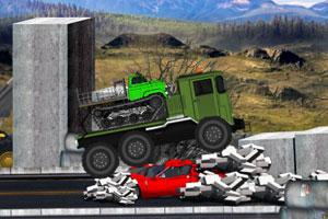 《战场运输车》游戏画面1