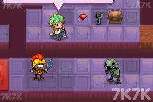 《勇敢的小骑士》游戏画面4